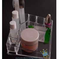 Quality CB (87) clear makeup box for sale