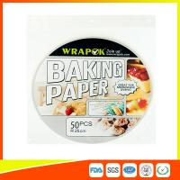 Quality Food Baking Paper Sheets Kitchen Perforated Parchment For Household for sale