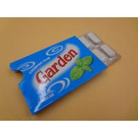 Quality Freshing Colorful Mint Bubblegum Chewing Gum Good Taste Eco - Friendly for sale