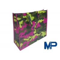 Quality Personalized Recycling non woven Eco Friendly Shopping Bags Silk Screen Full Printing for sale