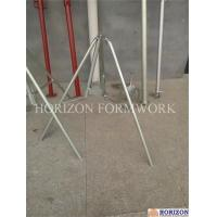 Quality Zinc - Plated Steel Post Shores Steel Formwork For Concrete Slab for sale