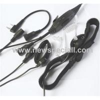 Quality Throat microphone with earphone for sale