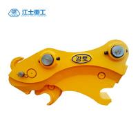 China Excavator Attachment Hydraulic Quick Hitch Coupler for 17-25 Ton Carrier on sale