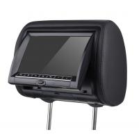 "Buy cheap 7""headrest dvd player In Car Monitor Pillow 2 GAME from wholesalers"