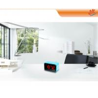 Quality Mini Speaker Digital Alarm Electronic Calendar Clock With Radio, Touch Screen Keys for sale