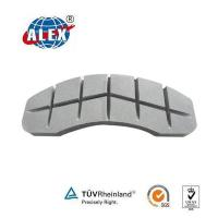 Quality High Technology Composite Material Brake Pad for Train for sale