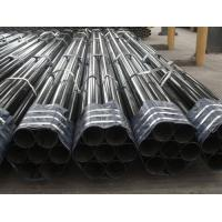 Quality Hot Roll BS EN10219 S355 Black Carbon Steel Seamless Tubing Pipes For Industry for sale
