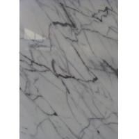 China Pure Texture Marble Floor Tile , Wear Resistant Polished Marble Kitchen Worktops on sale