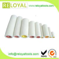 China 2-10 wool material paint roller cover best quality for smooth surface painting on sale
