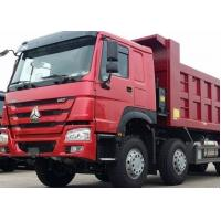 Buy cheap Big Loading Weight SINOTRUK HOWO 31Tons 8x4 336HP Dump Truck from wholesalers