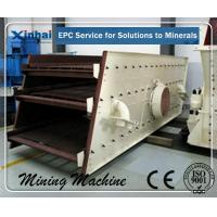Quality Wear - Resistant Circular Vibrating Screen Machine for Building Industry for sale
