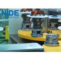 Buy PLC Controlled Automatic Stator Production Assembly Line For Elelctric Motor at wholesale prices