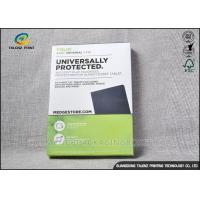 Buy Light Weight Electronics Packaging Boxes Excellent Scratch Resistance With Lids at wholesale prices