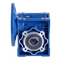 Buy Nmrv Series Worm Drive Gearbox , Worm Gear Reducer 0.06-15KW Rated Power at wholesale prices