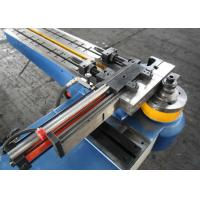 Metal Stainless Steel Boiler Tube Bending Machine , Automatic Tubing Bender
