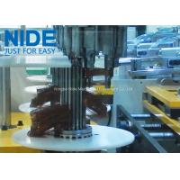 PLC Controlled Automatic Stator Production Assembly Line For Elelctric Motor