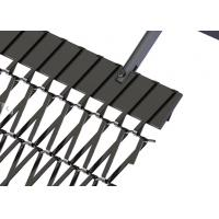 Buy cheap Architectural Metal Screen Fixing Systems For Woven, Perforated , Expanded Metal from wholesalers