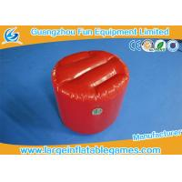 Quality Inflatable Customized PVC Tarpaulin Chair / Table Provide For Inflatable Products for sale