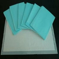 Quality sanitary pad and under pad with five layers for sale