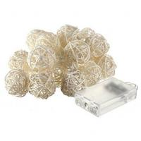 Quality Vine ball battery powered decorating led string for sale