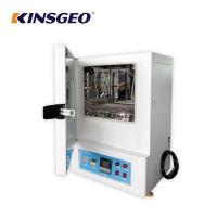 Buy cheap High Temperature Heat Treating Industrial Drying Chamber / Hot Air Oven from wholesalers