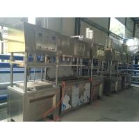 Quality Eco - Friendly Pulp Tableware Making Machine , Paper Plate Making Machine for sale