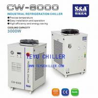 China RF metal laser tube Chiller CE\ROHS on sale