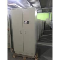 Quality Chemical Security Hazardous Storage Cabinets White With Electronic Lock filing cabinet for sale