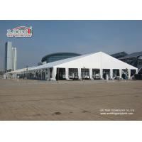 Quality White Waterproof Translucent Portable Second Hand Marquee Tents Heavy Duty with 40m Width for sale