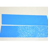 Tamper Evident Non Residue Security Tape Polyester Film For Brand Protection for sale