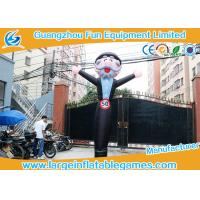 Buy cheap Customized Advertising  cartoon skydancer inflatable air sky dancer from wholesalers