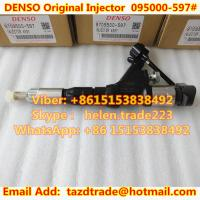 Quality DENSO Injector 095000-597#,23670-E0360,095000-5970,095000-5971,095000-5972 , 9709500-597 for sale