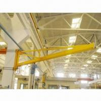 Quality BX Wall Type Jib Crane, Installed on Column of Warehouse for sale