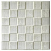 Buy Soundproof Self Adhesive Wall Panels / Brick Wallpaper For Kindergarten at wholesale prices