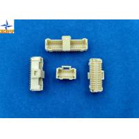 Quality Phosphor Bronze Terminal Connector, SMT Wire To Board Connectors MX 501189 wafer connector for sale