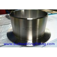 Quality 2'' SCH20 Super Duplex Stainless Steel Stub Ends UNS S32760 ANSI B16.9 for sale