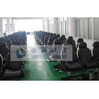 Buy 20 Sets Individual / VIP Motion Chairs 5D Movie Theater , Special Effects at wholesale prices