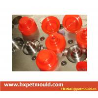 Quality 28mm flip top cap mold for sale