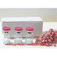 China Bodybuilding Peptide Growth Hormone , Raw Steroid Powders CJC 1295 DAC 2mg/ Vial on sale