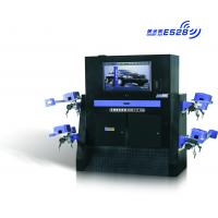 Quality Easy Handle CCD 3excel Wheel Aligner LED Display Attached With Automatic Check Function for sale