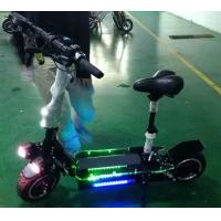 China Portable 11 Inch Folding Motorized Scooter , Electric Folding Scooter For Adults on sale