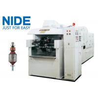 Buy Adjustable Pitch Automatic trickle impregnation machine / Armature trickling at wholesale prices