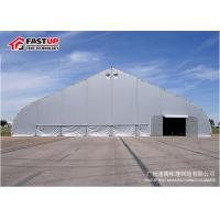 Large Curve Clear Span Tent For Wedding 200 People Seater Guest Wind Resistant for sale