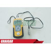 Quality 0.75-300.00mm Steel Digital Ultrasonic thickness Gauge TT150 Tester Meter for sale
