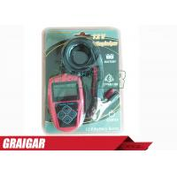 Buy 12v Vehicle Diagnostic Tools Auto Battery Tester BA101 With Multi Language at wholesale prices