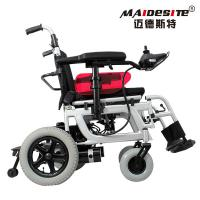 Buy Lightweight Electric Folding Wheelchair Spray Steel Material DLY-6012 at wholesale prices