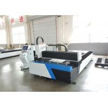 Buy cheap High Precision Laser Plate Cutting Machine , Fiber Optic Laser Cutting Machines from wholesalers
