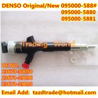 Quality DENSO Original  New Injector 095000-5881/095000-588#/ 23670-30050 /23670-39096 For TOYOTA for sale