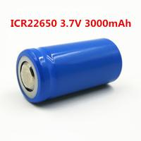 Quality ICR22650 3.7V 320mAh rechargeable batteries for sale