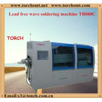 Quality Automatic Dual Wave Soldering Machine TB880C for sale